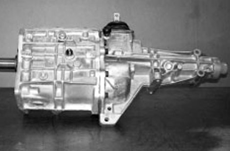 TVR Gearbox